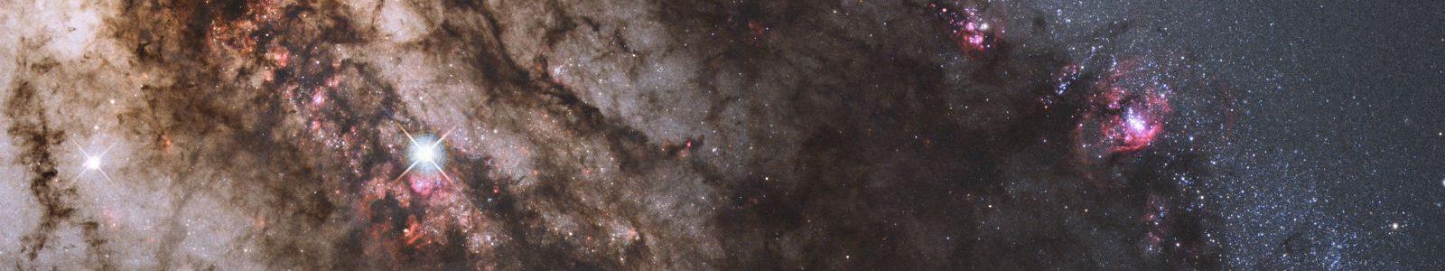 Active Galaxy Centaurus A